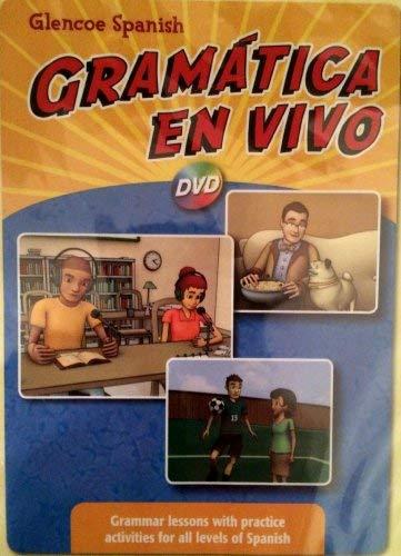 9780078910340: Gramatica En Vivo (Glencoe Spanish)