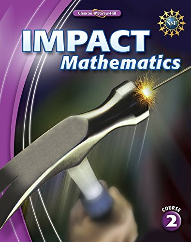 9780078911675: IMPACT Mathematics, Course 2, Skills Practice Workbook