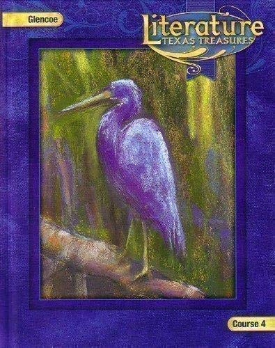 9780078913099: Literature Texas Treasures Course 4
