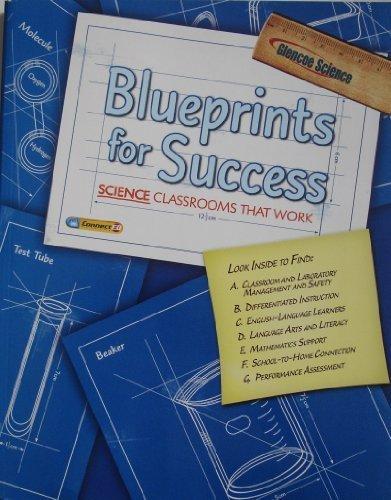 9780078914850: Blueprints for Success (Connect ED)