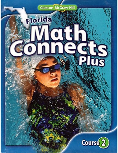 9780078916434: Florida Math Connects Plus Course 2