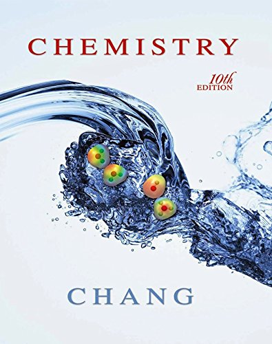 9780078916915: Chang, Chemistry © 2010, 10e, Student Edition (Reinforced Binding)