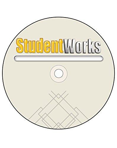 9780078917035: IMPACT Mathematics, Course 1, StudentWorks Plus DVD
