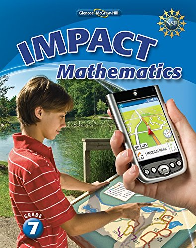 9780078920813: IMPACT Mathematics, Grade 7 Student Edition (MATH APPLIC & CONN CRSE)