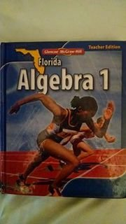 Florida Algebra 1 TE: Day, Cuevas, Malloy Carter