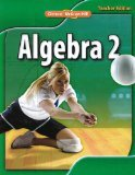 9780078922718: Glencoe Algebra 2, Indiana Teacher Edition