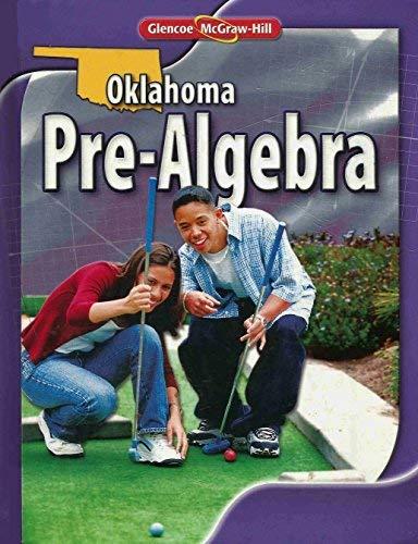 9780078923166: PRE-ALGEBRA {OK}(H)