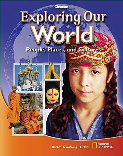 9780078923784: Exploring Our World, StudentWorks Plus DVD