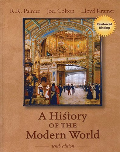 9780078927546: A History of the Modern World ©2007, 10E w/ AP Achiever Package