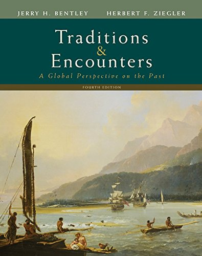 9780078927553: Traditions and Encounters:  A Global Perspective on the Past ©2008, 4E w/ AP Achiever Package