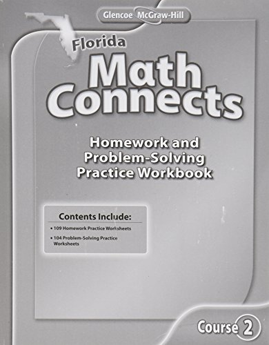 9780078927638: Florida Math Connects: Course 2
