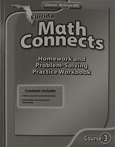 9780078927645: Math Connects,course 3: Florida