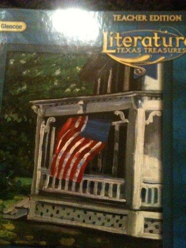 9780078927850: American Literature Texas Treasures Teacher Edition