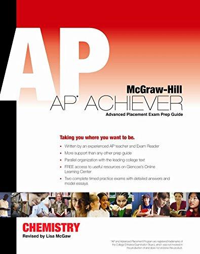 9780078928390: Chemistry, AP Achiever Test Prep (AP CHEMISTRY CHANG)