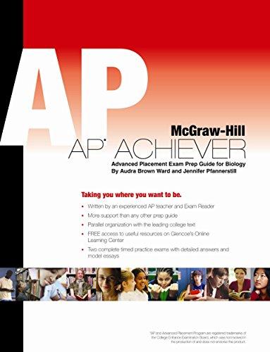 9780078928406: Biology, AP Achiever Test Prep (AP BIOLOGY MADER)
