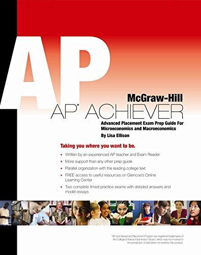 9780078928413: Economics, AP Achiever Test Prep (A/P ECONOMICS)