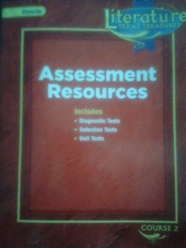 9780078930461: Texas Treasures Literature Course 2: Assessment Resources