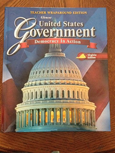9780078933462: United States Government: Democracy in Action (Virginia Edition)