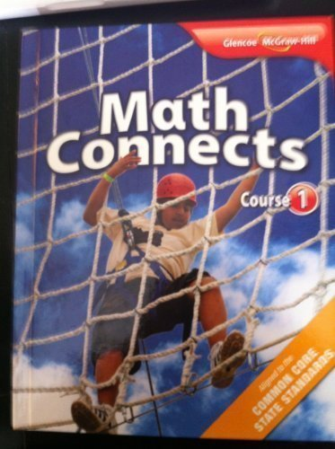 9780078935374: Math Connects,course 1