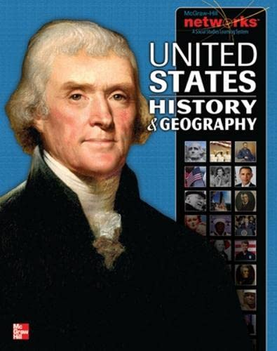 9780078935688: United States History and Geography, Student Edition (UNITED STATES HISTORY (HS))