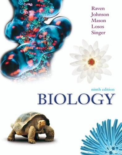 9780078936494 Biology 9th Edition AbeBooks Peter H