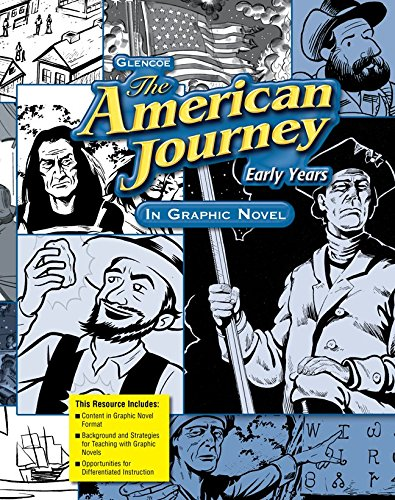 9780078936609: The American Journey: Early Years Graphic Novel (Set of 30)