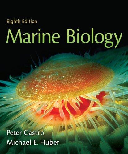 9780078936739: Castro, Marine Biology © 2010, 8e, Student Edition (Reinforced Binding) (A/P MARINE BIOLOGY)