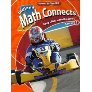 Math Connects Course 1 CD (Indiana Edition) Student Works Plus