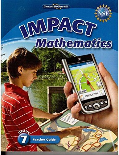 9780078938870: Impact Mathematics: Grade 7: Teachers Guide