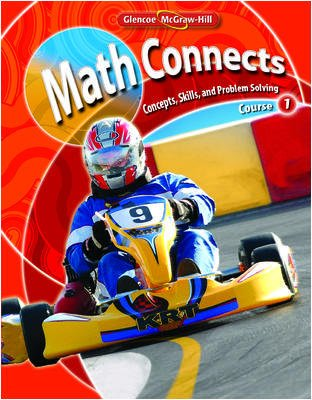 9780078939877: Math Connects,course 1: Florida Edition