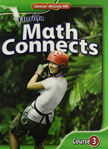9780078939891: Math Connects,course 3: Florida