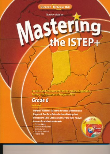 Glencoe Math Connects Course 1 Study Guide and Intervention and Practice Workbook Teacher's ...