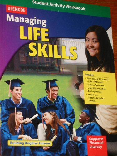 9780078943294: Managing Life Skills, Student Activity Workbook