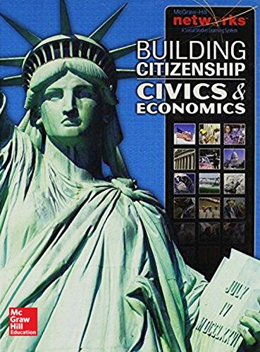 9780078945816: Building Citizenship: Civics and Economics, Student Edition (CIVICS TODAY: CITZSHP ECON YOU)