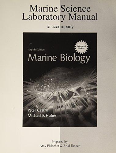 9780078950506: LAB MANUAL T/A MARINE BIOLOGY (A/P Marine Biology)