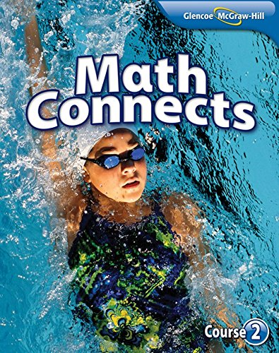9780078951244: Math Connects, Course 2 Study Notebook (MATH APPLIC & CONN CRSE)