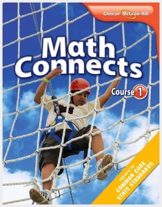 Teacher Edition Math Connects Course 1 Volume