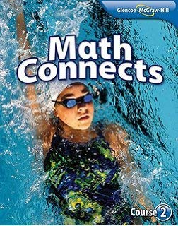 9780078951428: Math Connects, Course 2, Teacher Edition, Volume 1