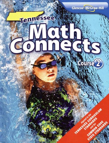 9780078952425: Math Connects Course 2 Tennessee Edition