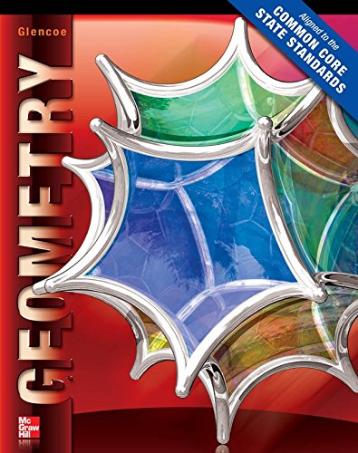 9780078952715: Geometry Student Edition  CCSS