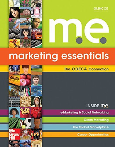 9780078953125: Marketing Essentials: The Deca Connection