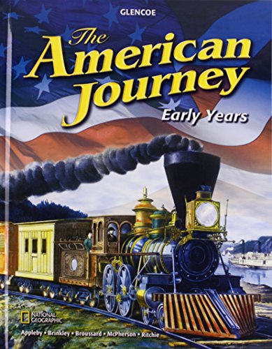 9780078953620: The American Journey: Early Years, Student Edition (THE AMERICAN JOURNEY (SURVEY))