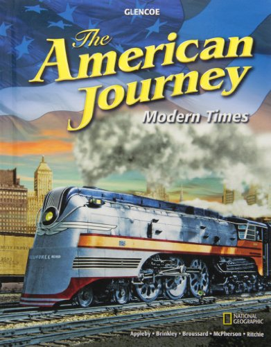 9780078953637: The American Journey: Modern Times