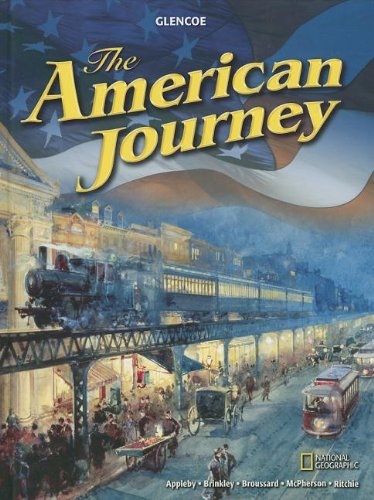 9780078953644: The American Journey