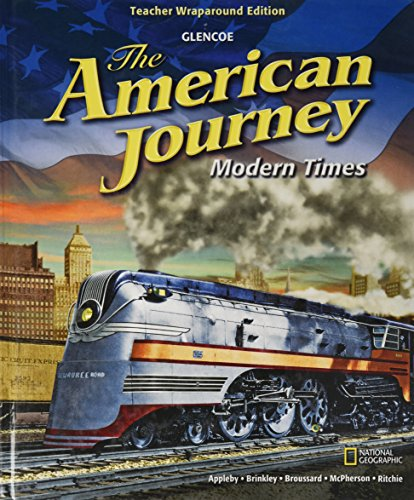 9780078953682: The American Journey Modern Times