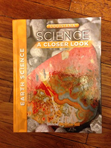 9780078956195: LOUISIANA - Science a Closer Look - Grade 8 Student Edition