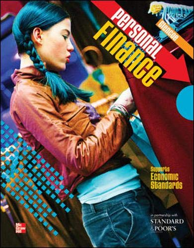Personal Finance, Student Edition (PERSONAL FINANCE (RECORDKEEP)): Education, McGraw-Hill
