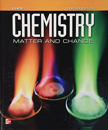 9780078964060: Glencoe Chemistry: Matter and Change, Teacher's Edition