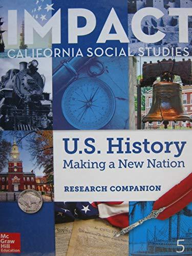 Imapct California Social Studies U.S. History making: James Banks, Kevin