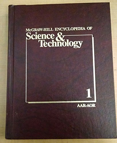 9780079092069: McGraw-Hill Encyclopedia of Science and Technology: 1-20